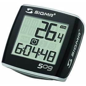 (暴跌)德国SIGMA 西格玛BC509 5功能自行车码表 sigma BC509路码表$14.75
