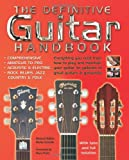 img - for Definitive Guitar Handbook book / textbook / text book