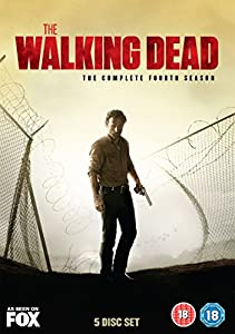 The Walking Dead - Season 4 [DVD] [2014]