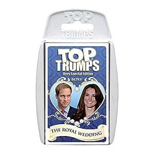 Top Trumps Royal Wedding