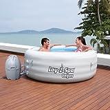 Lay-Z-Spa Vegas Premium Series 4 Inflatable Hot Tub