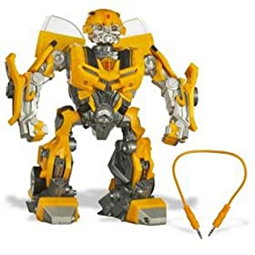 Transformers Movie Beatmix Bumblebee