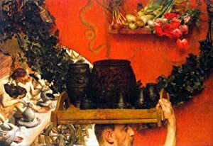 (13x19) Lawrence Alma-Tadema The Roman Pottery in Britain Art Print Poster
