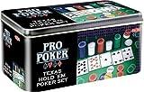 Tactic O3095 - Pro Poker Texas Hold'em Poker Set [UK