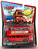 Disney Pixar - Cars 2 - Deluxe Vehicle - #04 - Double Decker Bus