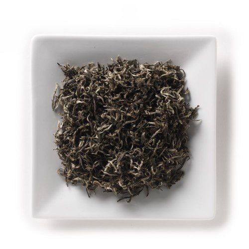 Mahamosa China Green Tea Loose Leaf (Looseleaf)- Silver Sprout 2 Oz, Loose Leaf Green Chinese Tea