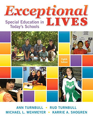 Exceptional Lives: Special Education in Todays Schools, Enhanced Pearson eText with Loose-Leaf Version -- Access Card Package (8th Edition)