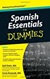 Product 047063751X - Product title Spanish Essentials For Dummies