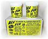 All-Fix 2 Part Epoxy Putty 3/4 Lb. Kit All Purpose 1001 Uses