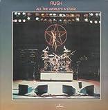 RUSH ALL THE WORLD'S A STAGE LP (VINYL) UK MERCURY 1976 (Katalog-Nummer: 6672015)
