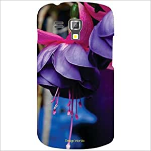 Design Worlds Back Cover Case For Samsung Galaxy S Duos 7582