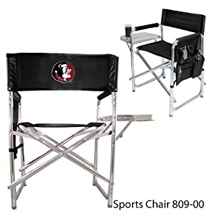 NCAA Florida State Seminoles Sports Chair by Picnic Time