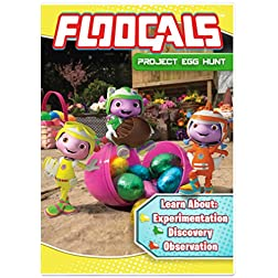 Floogals Project Egg Hunt