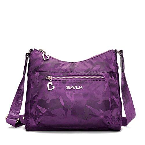 borsa a tracolla Incline/Woman/Oxford Nylon canvas borsa da viaggio/ gnocchi di spalla femminile-C