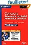 Concours Animateur territorial et Ani...