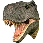 Wall Mounted T-rex Dinosaur Head Tyrannosaurus Rex Hanging Display Plaque Decor