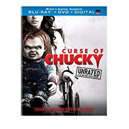Curse of Chucky (Blu-ray + DVD + Digital Copy + UltraViolet)