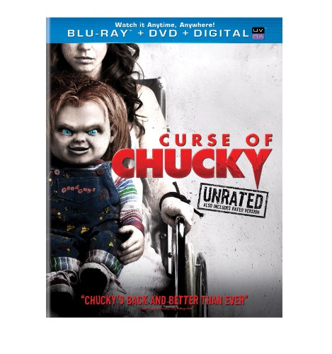 Curse of Chucky (Unrated Blu-ray + DVD + Digital Copy + UltraViolet)