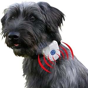 JUJEO Waterproof Dog Barking Collar with Batteries