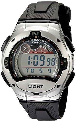 Casio Men's Casual Sport Watch (W753-1AV)