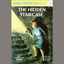 The Hidden Staircase: Nancy Drew Mystery Stories 2 (       UNABRIDGED) by Carolyn Keene Narrated by Laura Linney