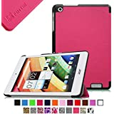 Acer Iconia A1-830 - Fintie Smart Shell Case Ultra Slim Cover for Acer Iconia A1-830 7.9 -Inch Android Tablet, Magenta