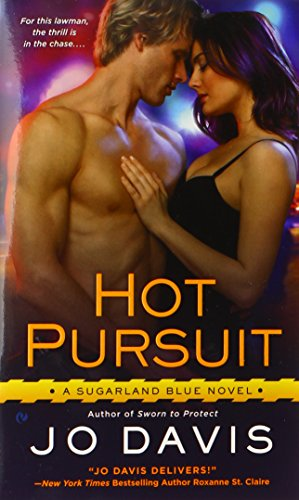 Image of Hot Pursuit: A Sugarland Blue Novel