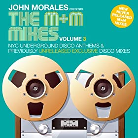 Is It All Over My Face? (John Morales M & M Mix)