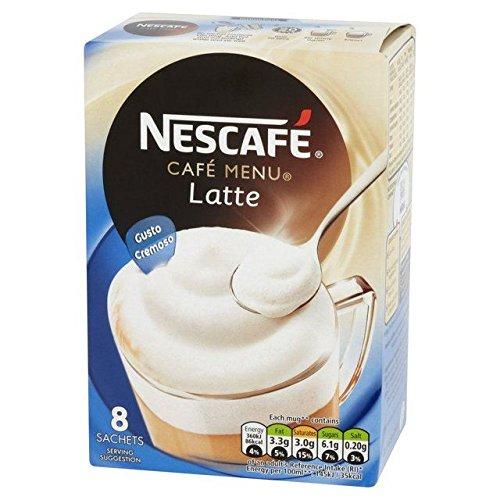 Latte Nescafe 8 X 19,5 G - Paquet de 6
