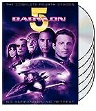 echange, troc Babylon 5: Complete Fourth Season [Import USA Zone 1]