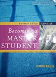Becoming a Master Student Eleventh Edition