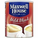 Maxwell House Mild Blend Powder 750g x 6