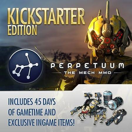 Perpetuum - Kickstarter [Game Connect]