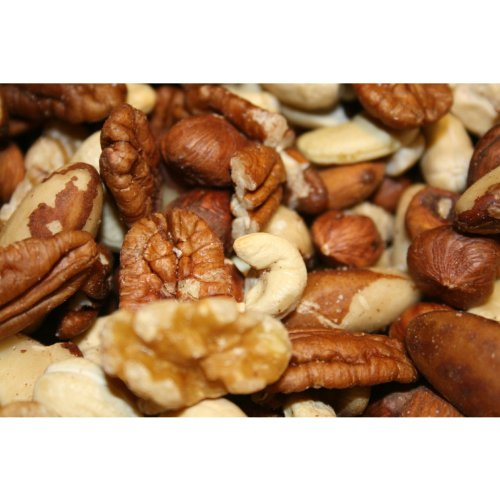 Deluxe Mixed Nuts Raw, 5Lbs (Mixed Raw Nuts compare prices)