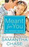 img - for Meant for You (Montgomery Brothers) book / textbook / text book