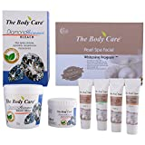 The Body Care Combo Of Pearl Spa Facial Kit + Diamond Sheemer Bleach