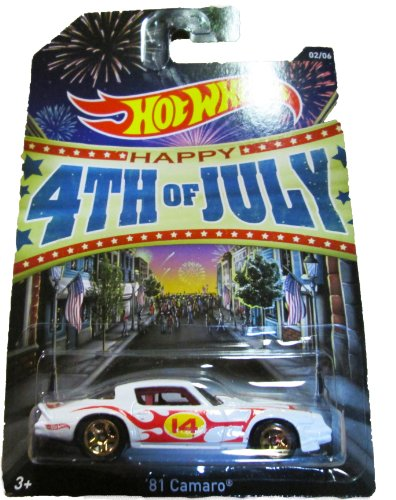 Hot Wheels - Happy 4th of July 2013 - 2/6 - '81 Camaro