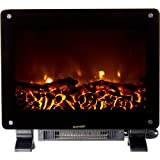 Frigidaire DSF-10302 Dallas Floor Standing Electric Fireplace - Black