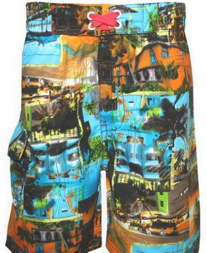Ob am Strand oder im Freibad, bunte Badeshorts im Surfer-Look sehen immer cool aus Diese Shorts sind in verschiedenen Farbkombinationen und Modellen erhältlich Einmalige Versandkosten egal wieviele Artikel Sie kaufen Sehen Sie sich meine anderen Arti...