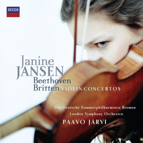 Britten, Concerto pour violon 51VvPQgvPiL.__
