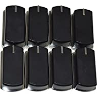 Ufixt® 8 Pack Of Oven Control Switch Knobs For Belling BI70GS, FSDF60DO, FSG60D, FSG60DOP Oven Cookers