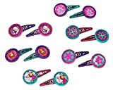 American Greetings Party Favors Frozen Hair Clip, 12 Count, Party Supplies