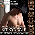 Buckaroo: Contemporary Western Romance: SpicyShorts Audiobook by Kit Kyndall, Kit Tunstall Narrated by David Quimby