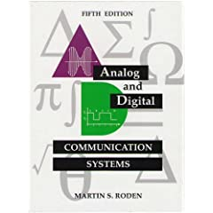 Analog and Digital Communication Systems available at Amazon for Rs.6373.5297851562