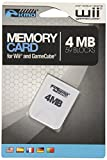 KMD Wii/Gamecube Komodo Memory Card 4MB 59 Blocks