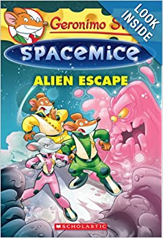 Geronimo Stilton Spacemice: Alien Escape