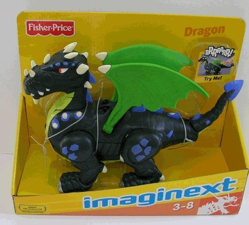 Fisher Price Imaginext Dragon