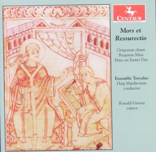 Mors Et Ressurectio: Gregorian Chant, Requiem Mass, Mass on Easter Day