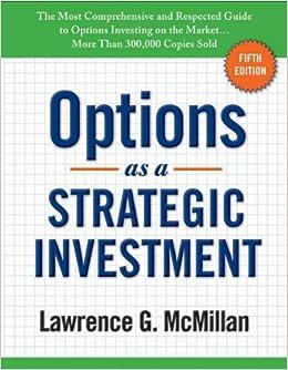 Options trading book pdf