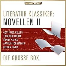 Literatur Klassiker: Novellen II (       ungekürzt) von div. Gesprochen von: Sven Görtz